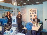 FAIR SEATEC 2010 CARRARA – ITALY